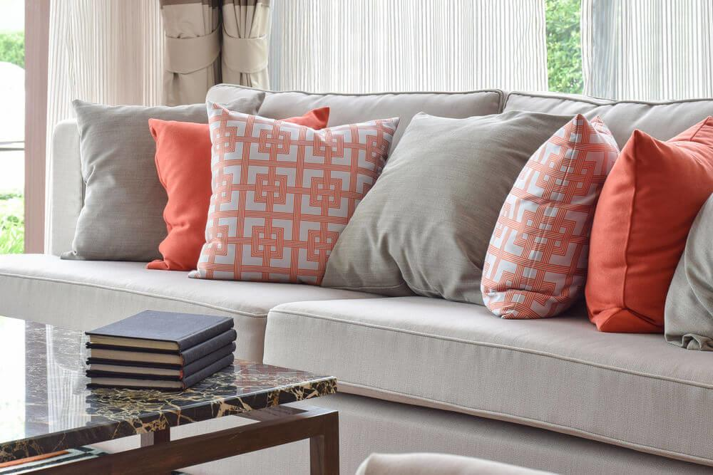 Decorative Pillows Sofa Top Couch