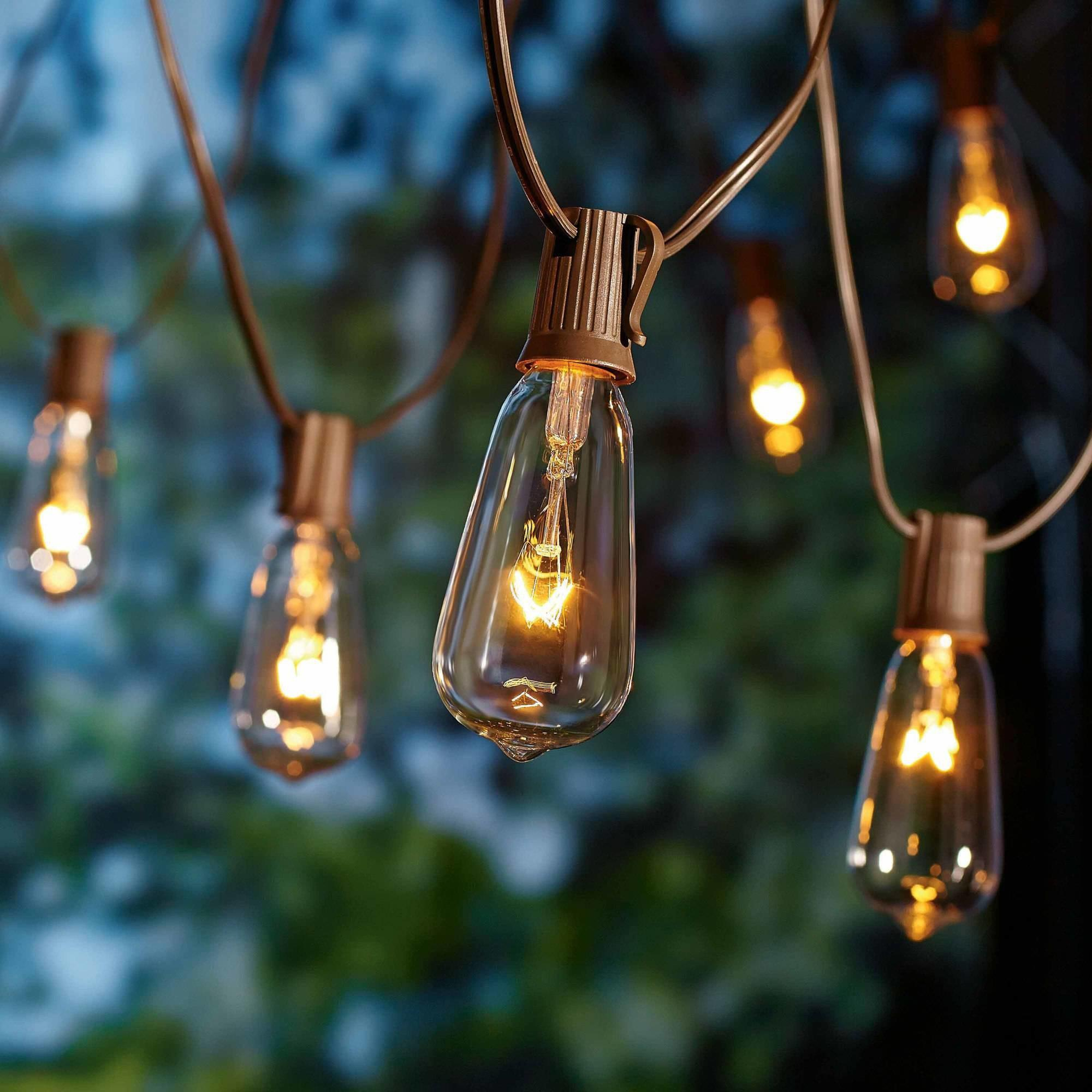 Decorative String Lights Outdoor Tips Making Your