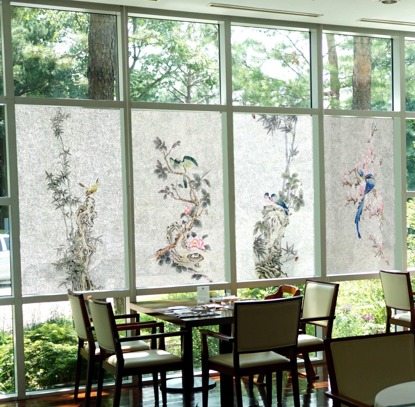 Decorative Window Film Your Home Privacy