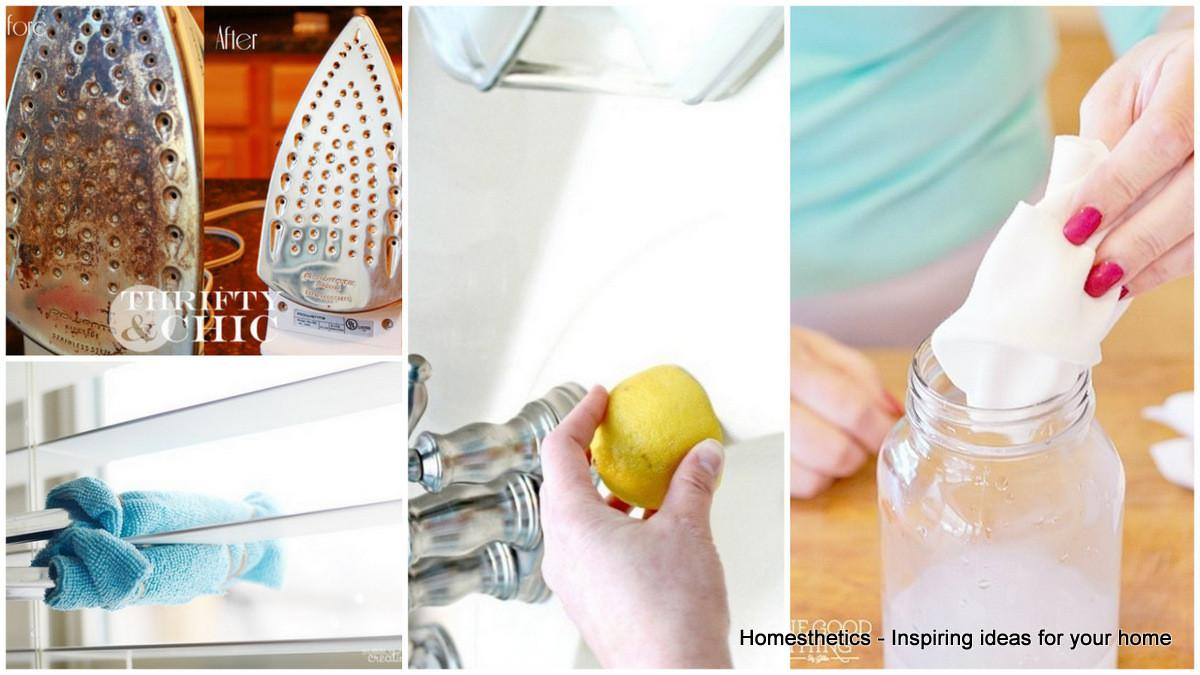Deep Cleaning Tricks Ideas Entire House