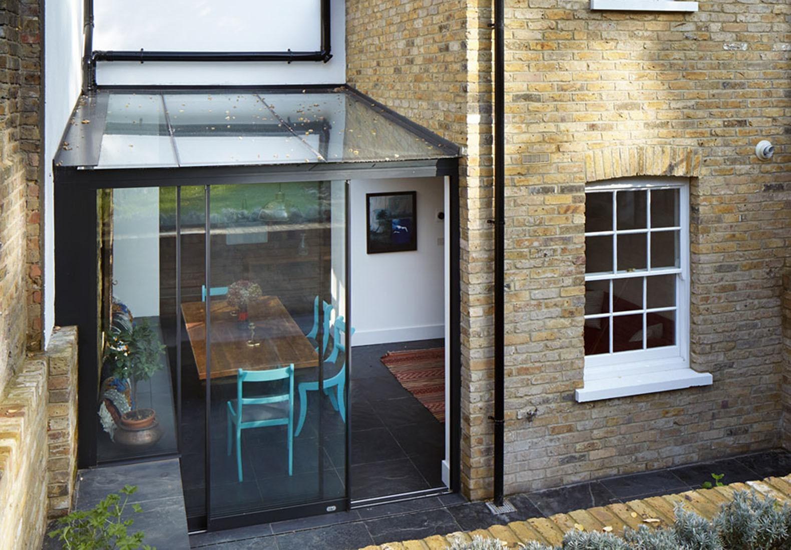Deftly Extends Victorian House London Mile End