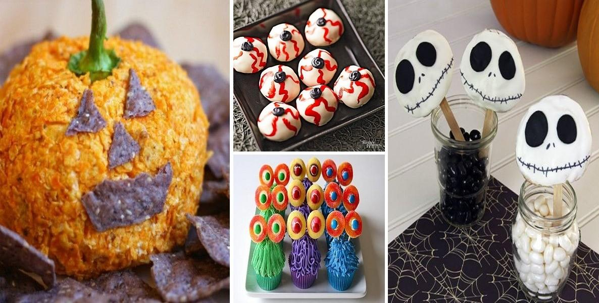 Delicious Halloween Food Ideas Recipes Just Simply