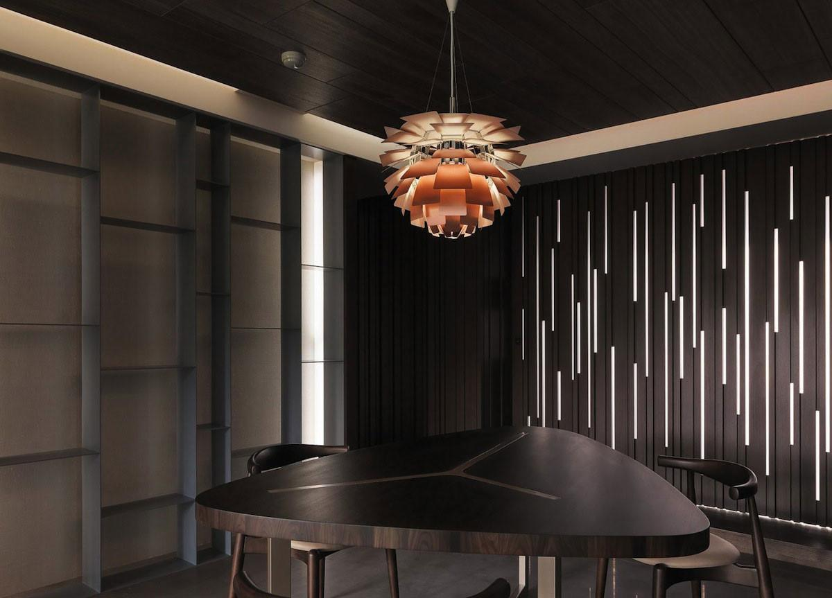 Delicious Modern Pendant Lamps Dining Room