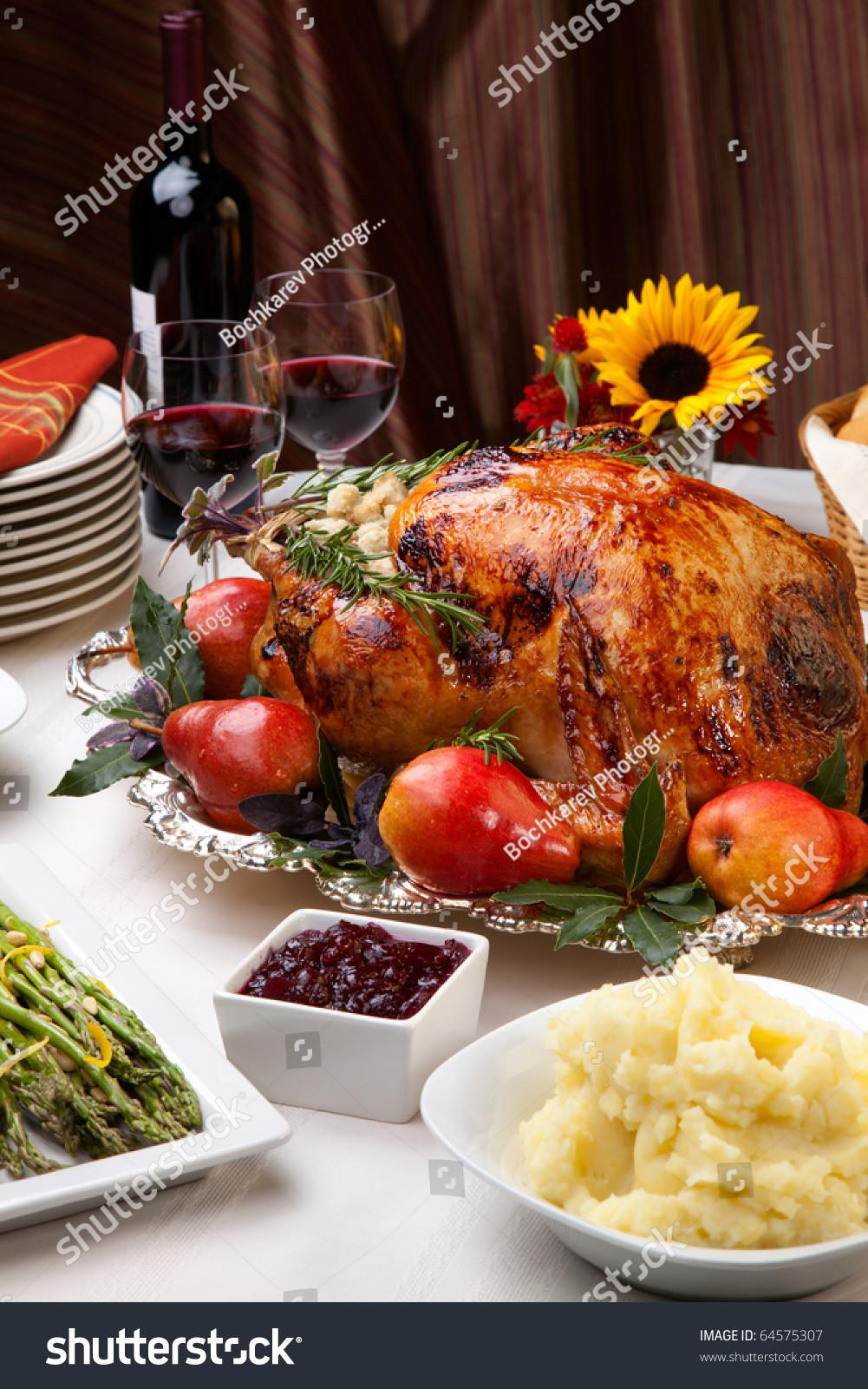Delicious Roasted Turkey Savory Vegetable Side Dishes