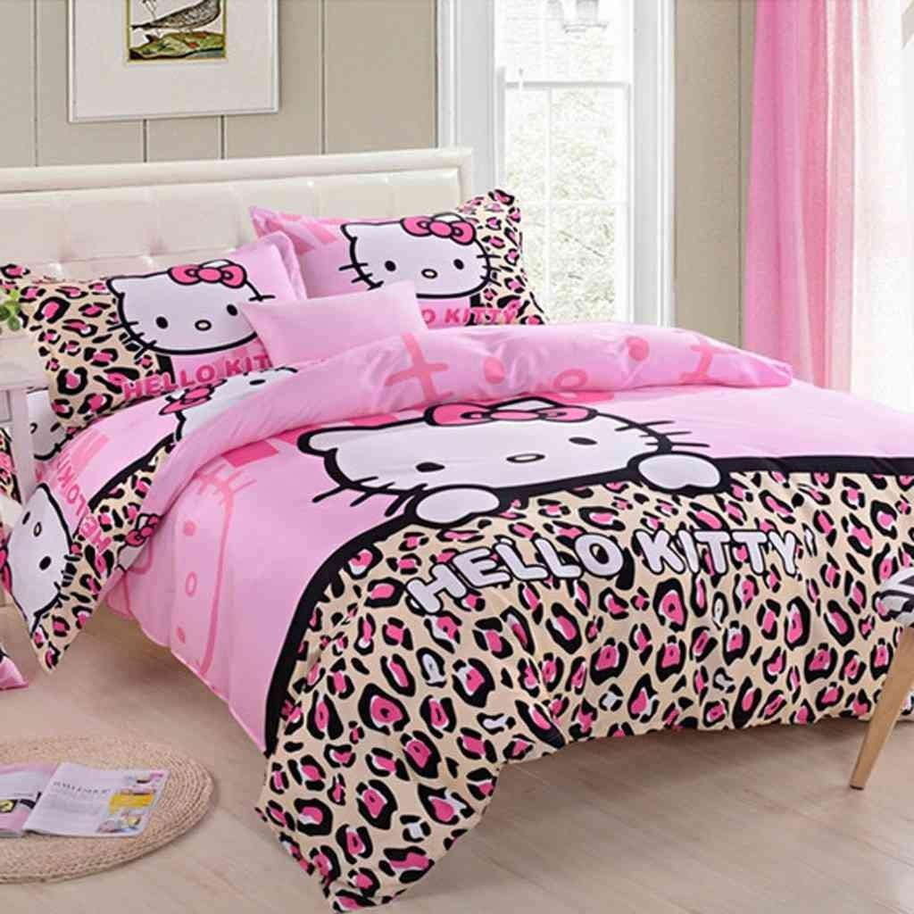 Delightful Classic Girls Bedroom Decoration Hello