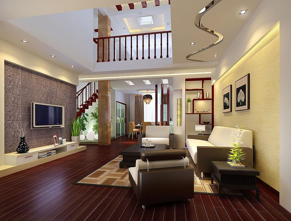 Delightful Interior Design Idea Asian Living Room