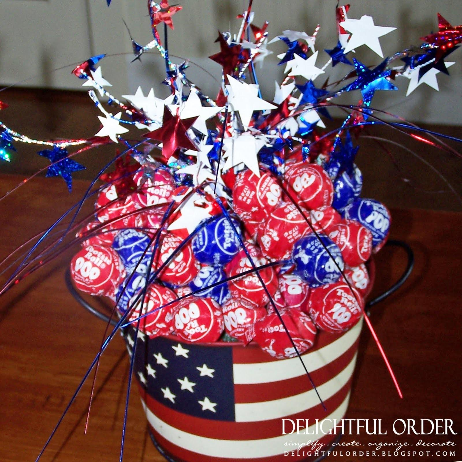 Delightful Order 4th July Party Ideas