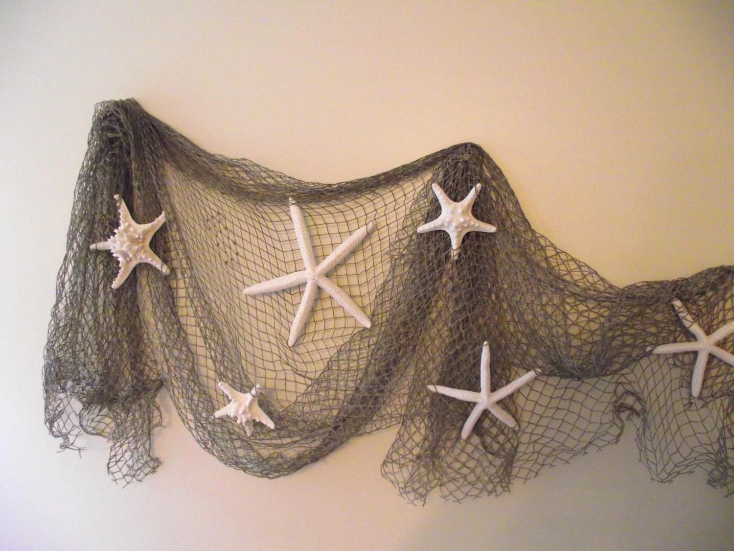 Deluxe Coastal Beach Nautical Home Decor Starfish Wedding