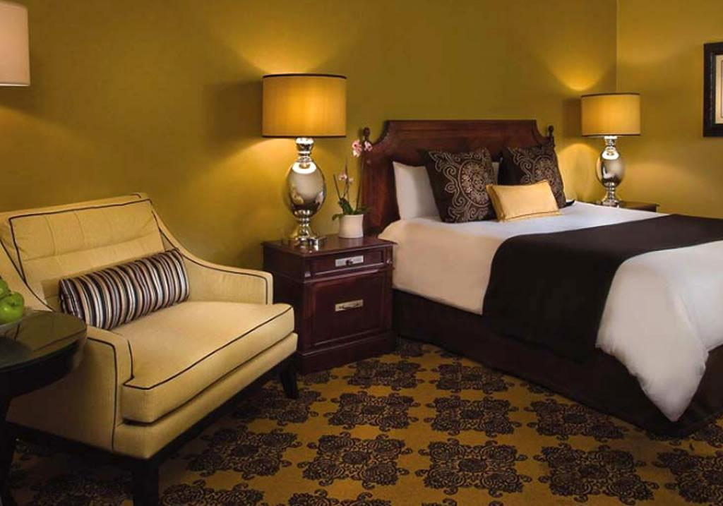 Deluxe Guest Room Hospitality Interior Design Omni