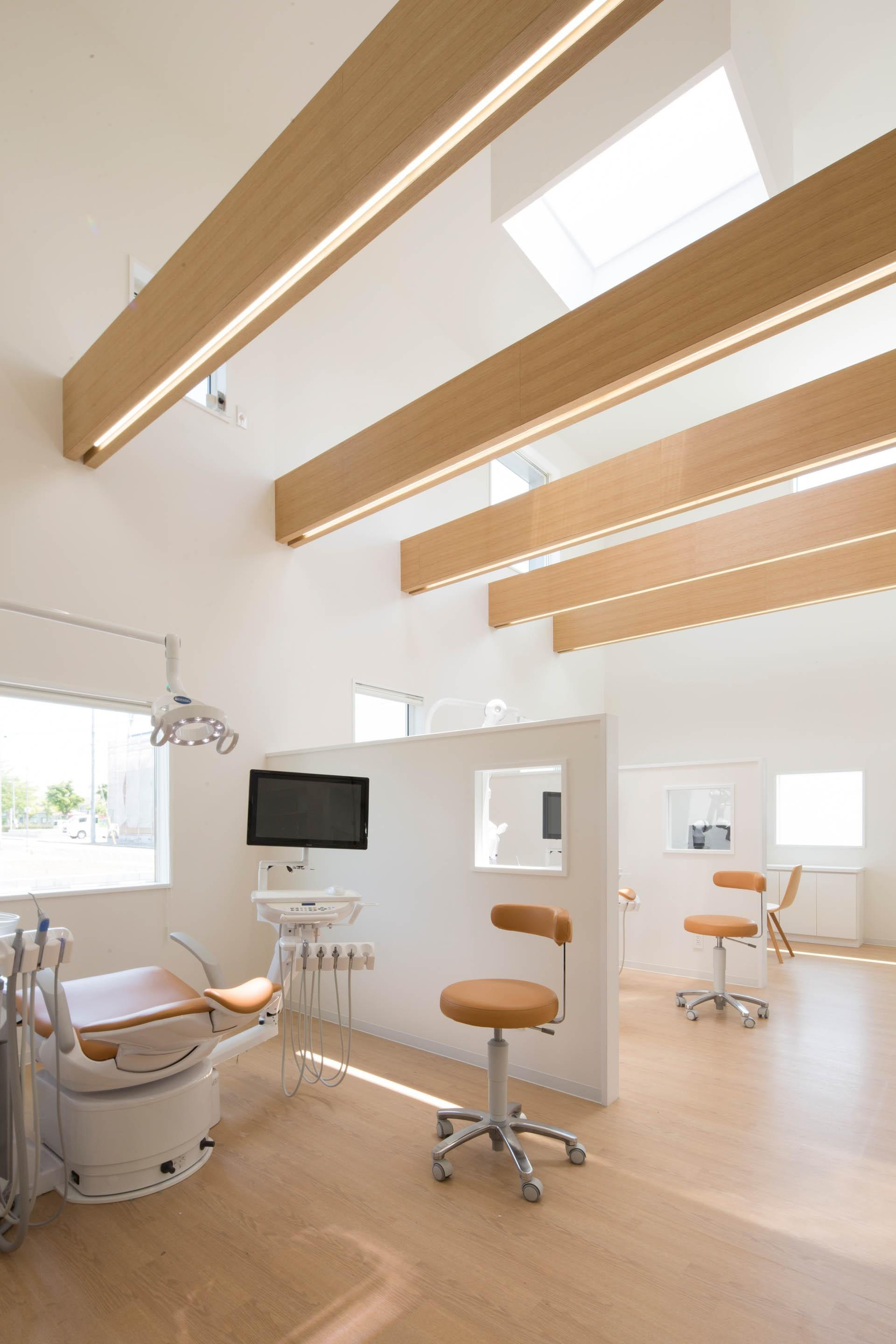 Dental Office Lighting Design Lovely Yokoi Clinic