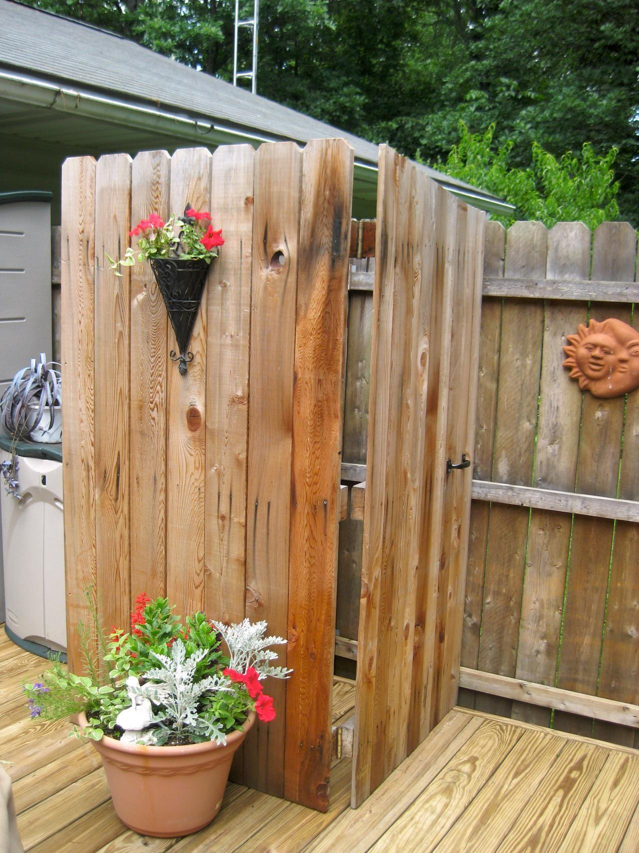 Design Ideas Outdoor Showers Tubs Spaces