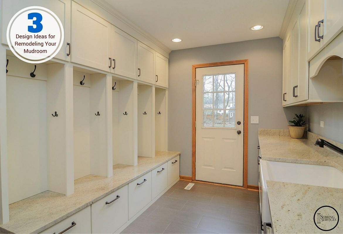Design Ideas Remodeling Your Mudroom Home