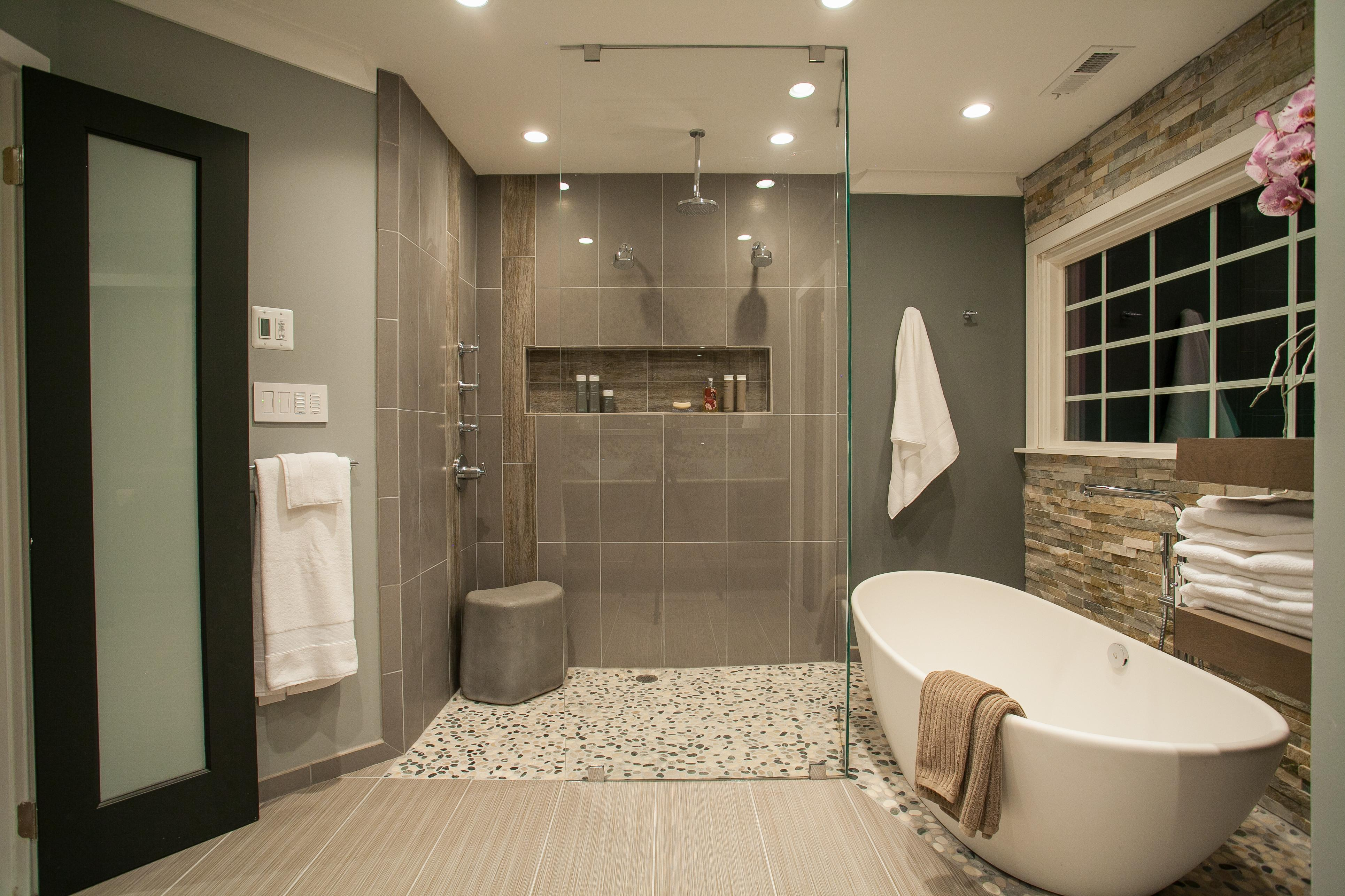 Design Ideas Spa Like Bathrooms Best American