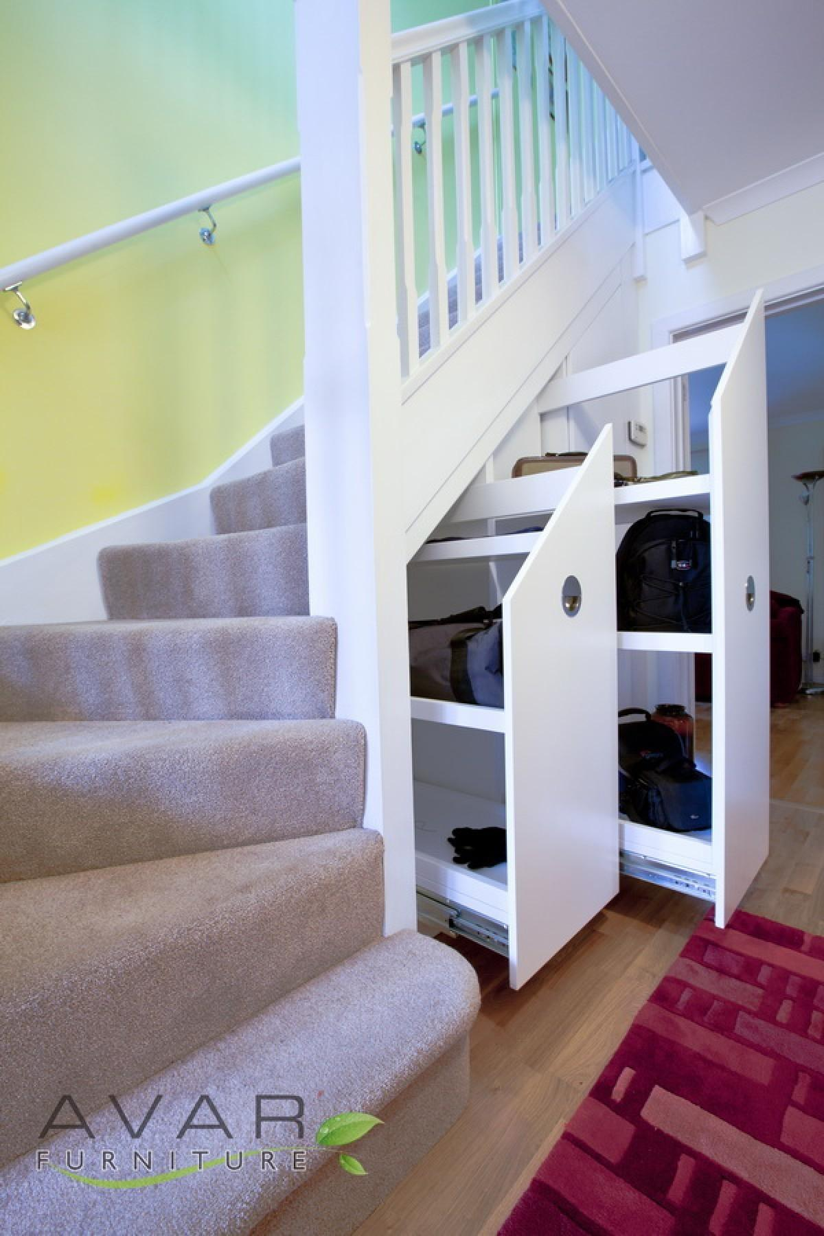 Design Ideas Under Stair Storage Modern Plans