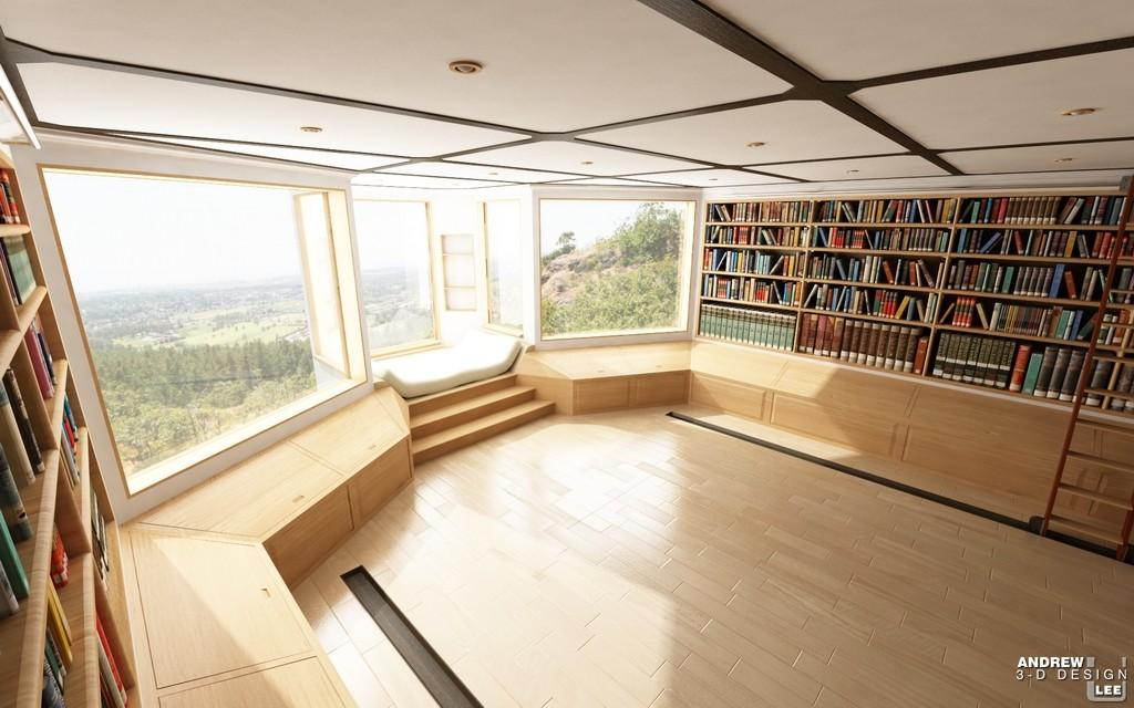 Design Ideas Your Home Library Top