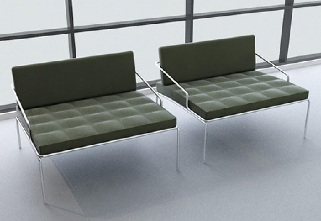 Design Matching Waiting Room Chairs Indoor