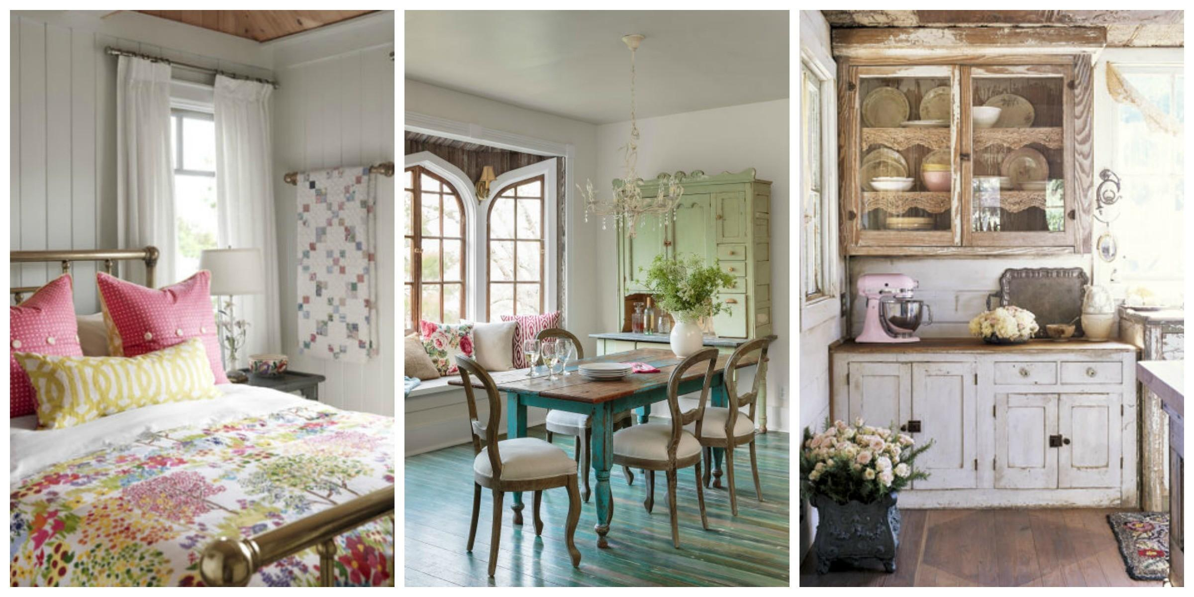 Design Style English Country Cottage Home Decor Ideas