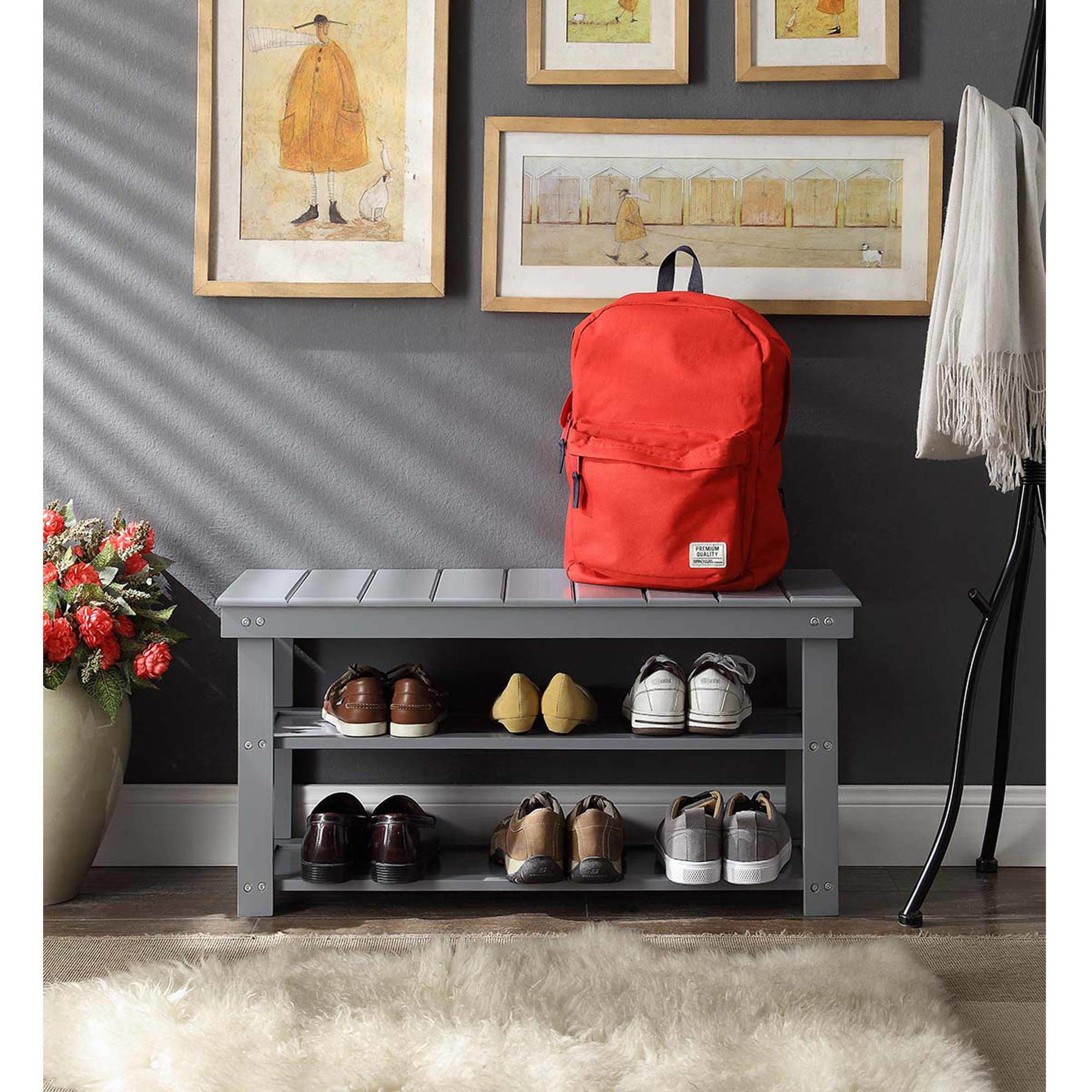 Design Toscano Victorian Entryway Storage Bench Walmart