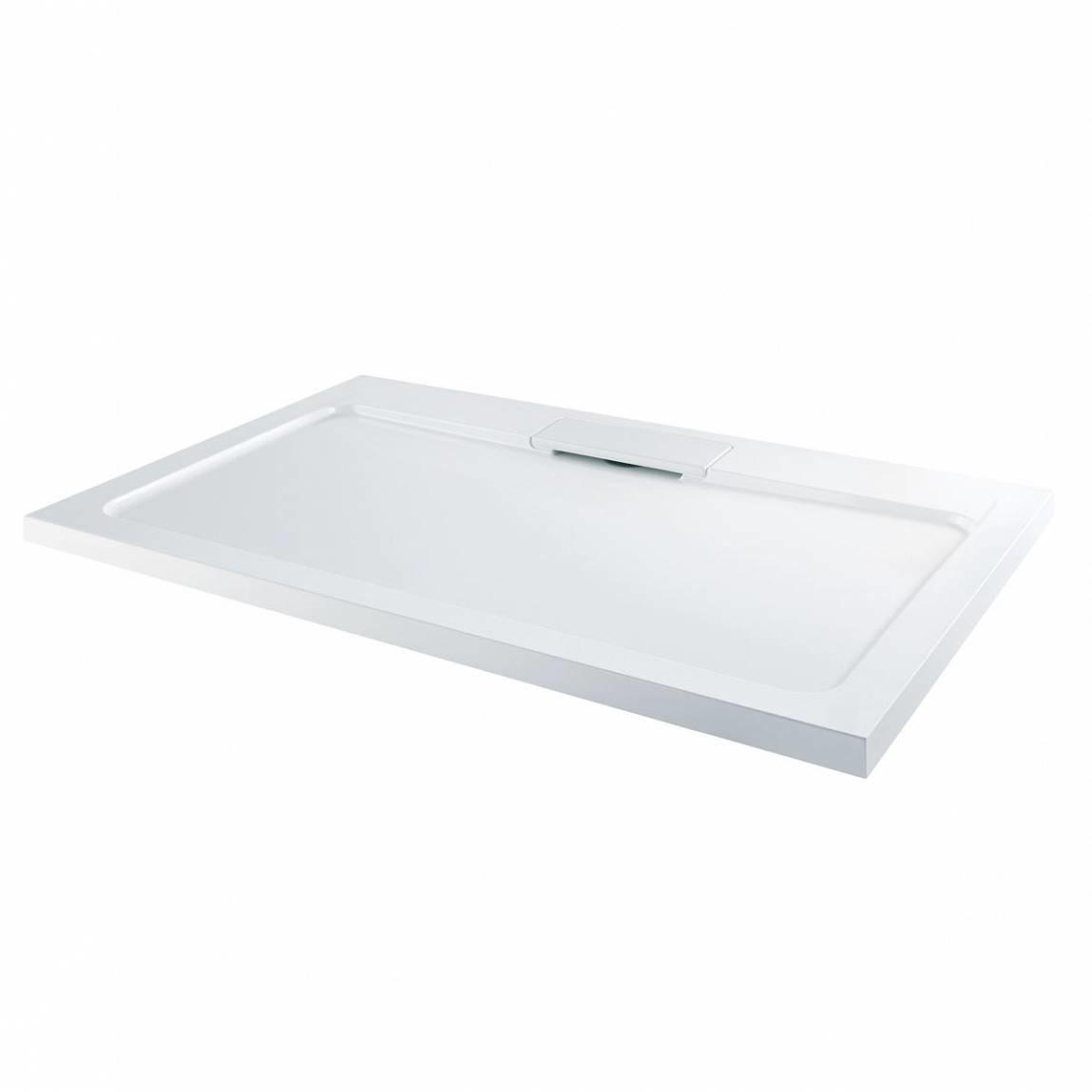 Designer Rectangular Stone Shower Tray 1000 800