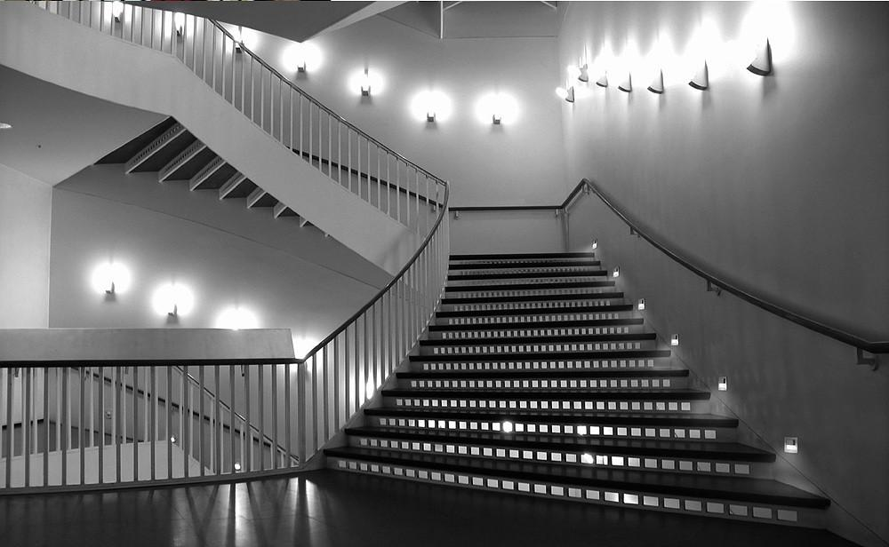 Designer Staircases Services Stair Lights