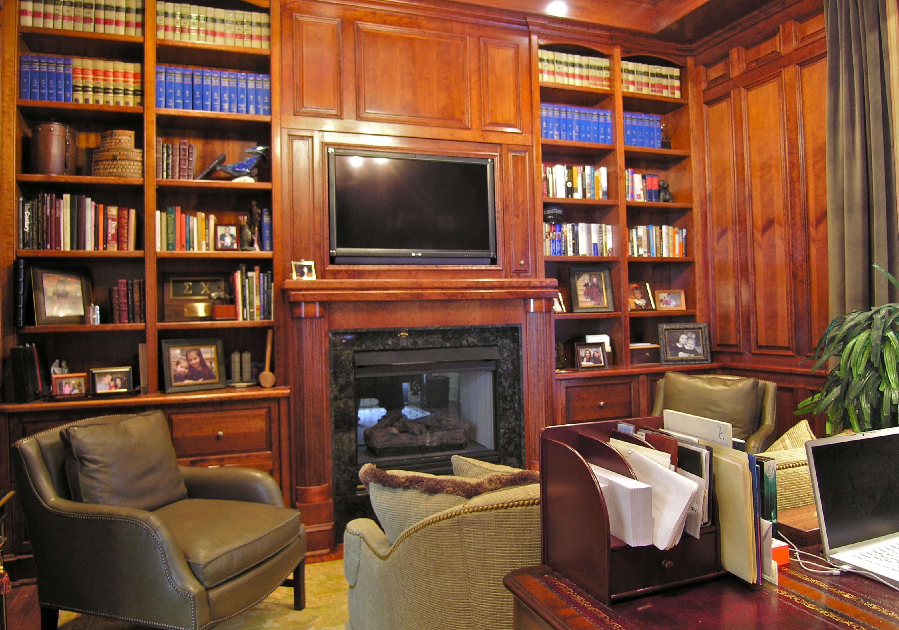 Designing Masculine Home Office