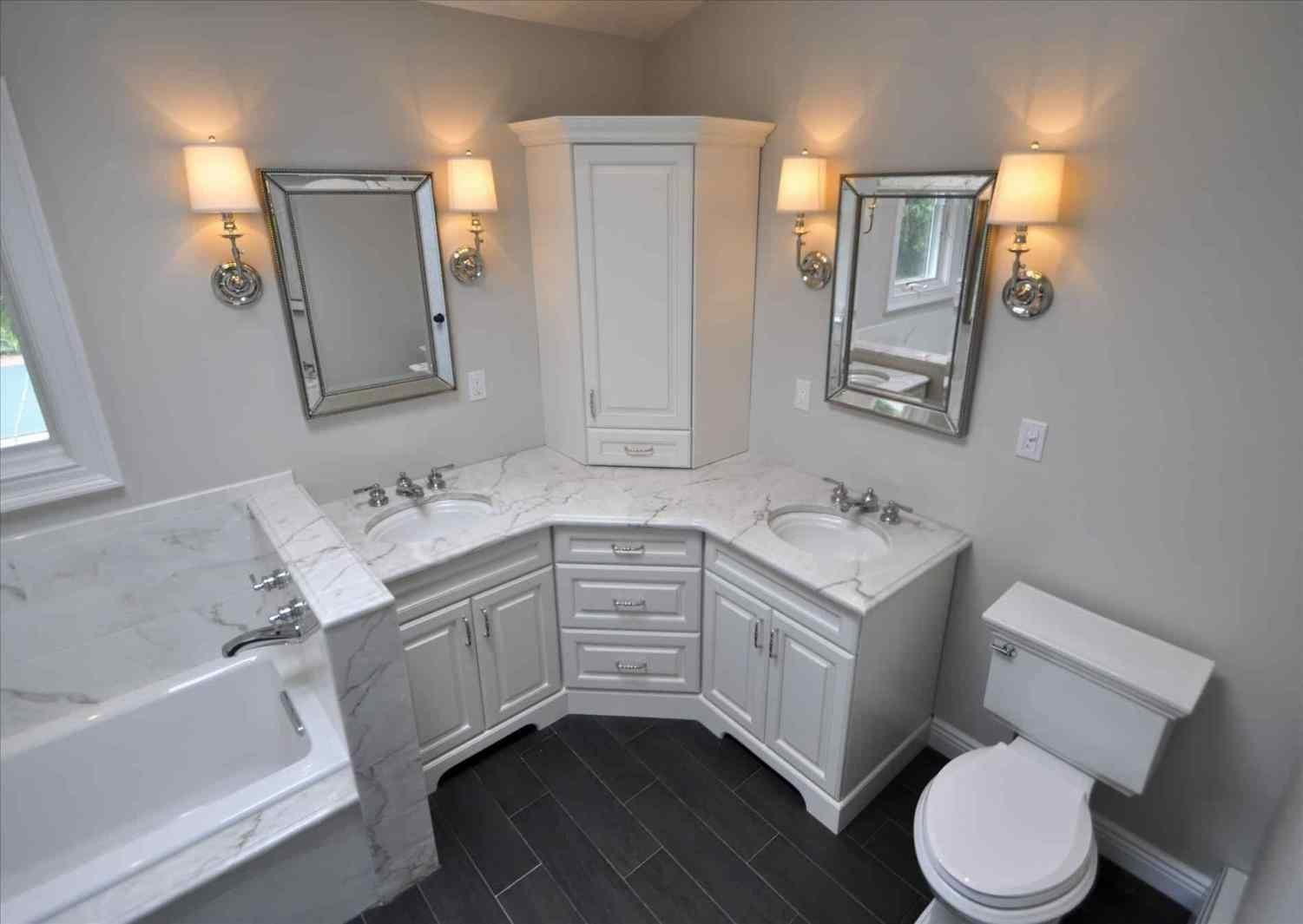 Designinthewo Bath Master Bathroom Tub Remodel