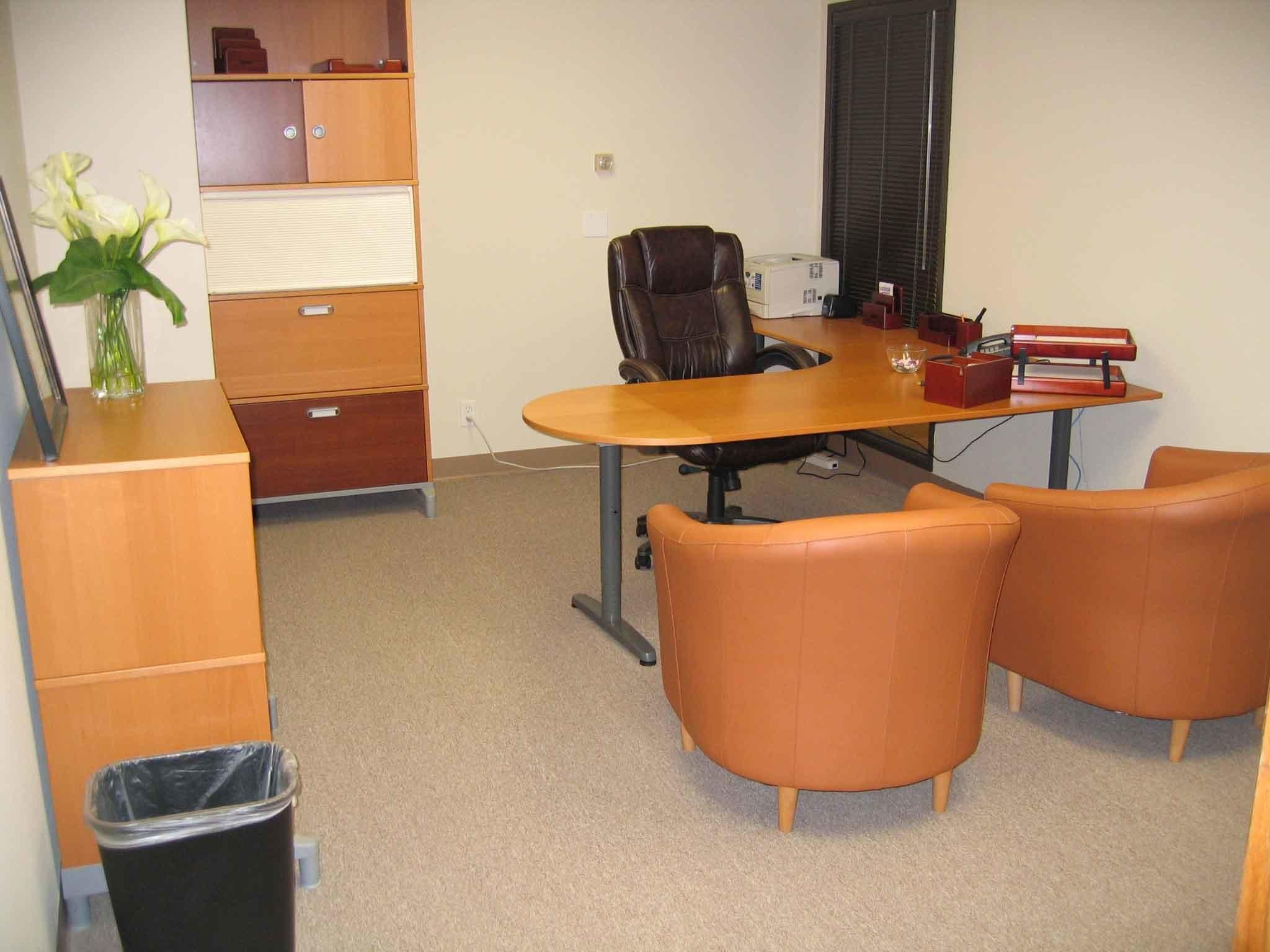 Desks Small Offices Budget Rectangle City