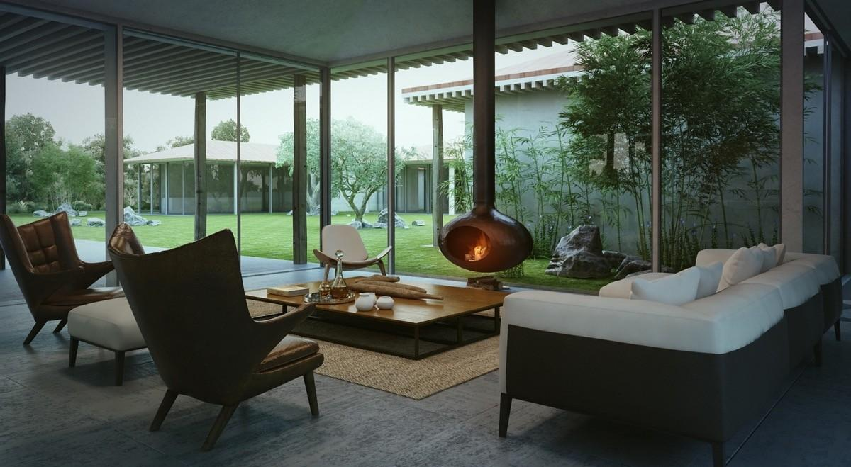 Detailed Guide Designing Mid Century Modern Living Room