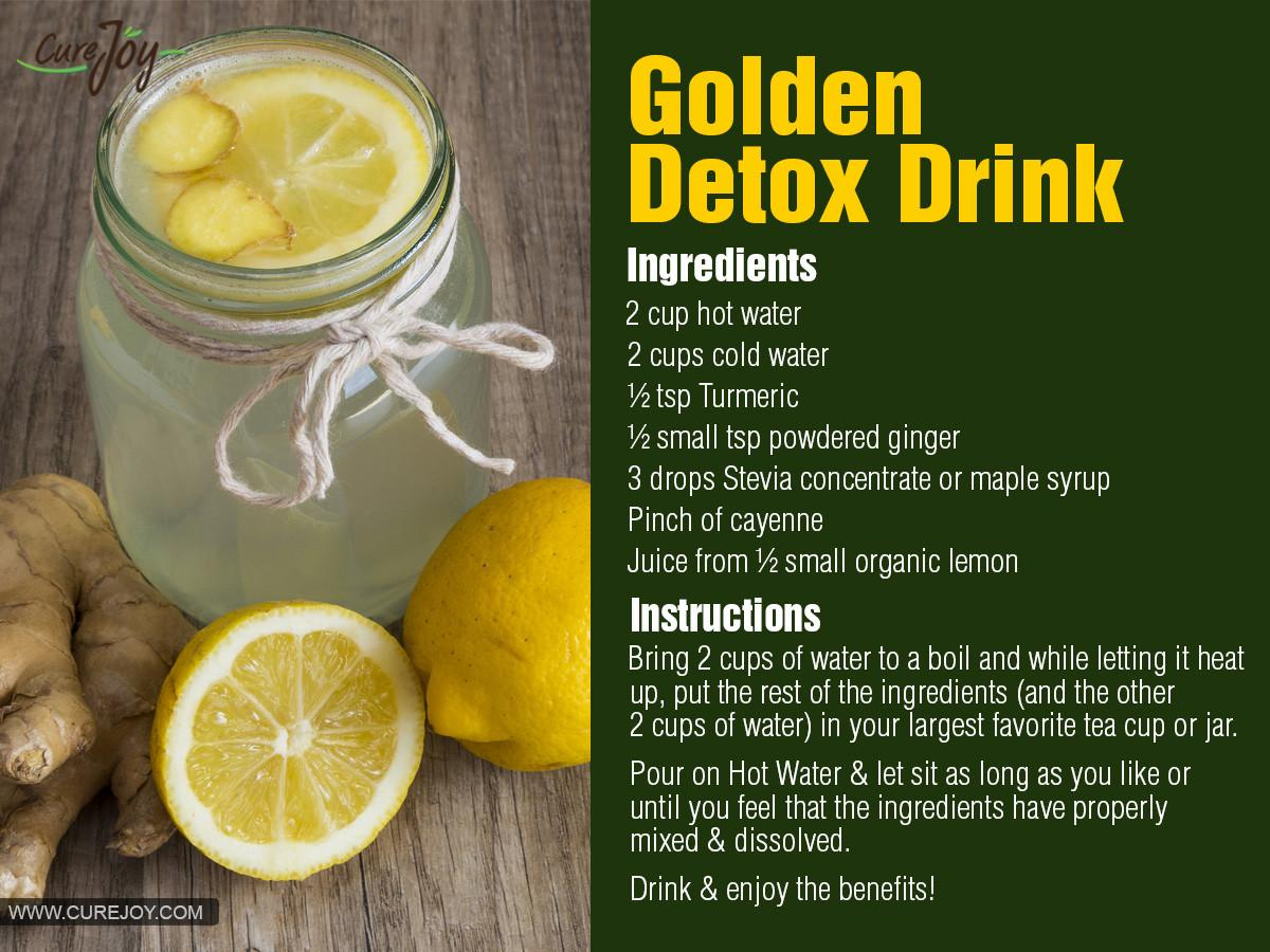 Detox Drinks Cleansing Weight Loss