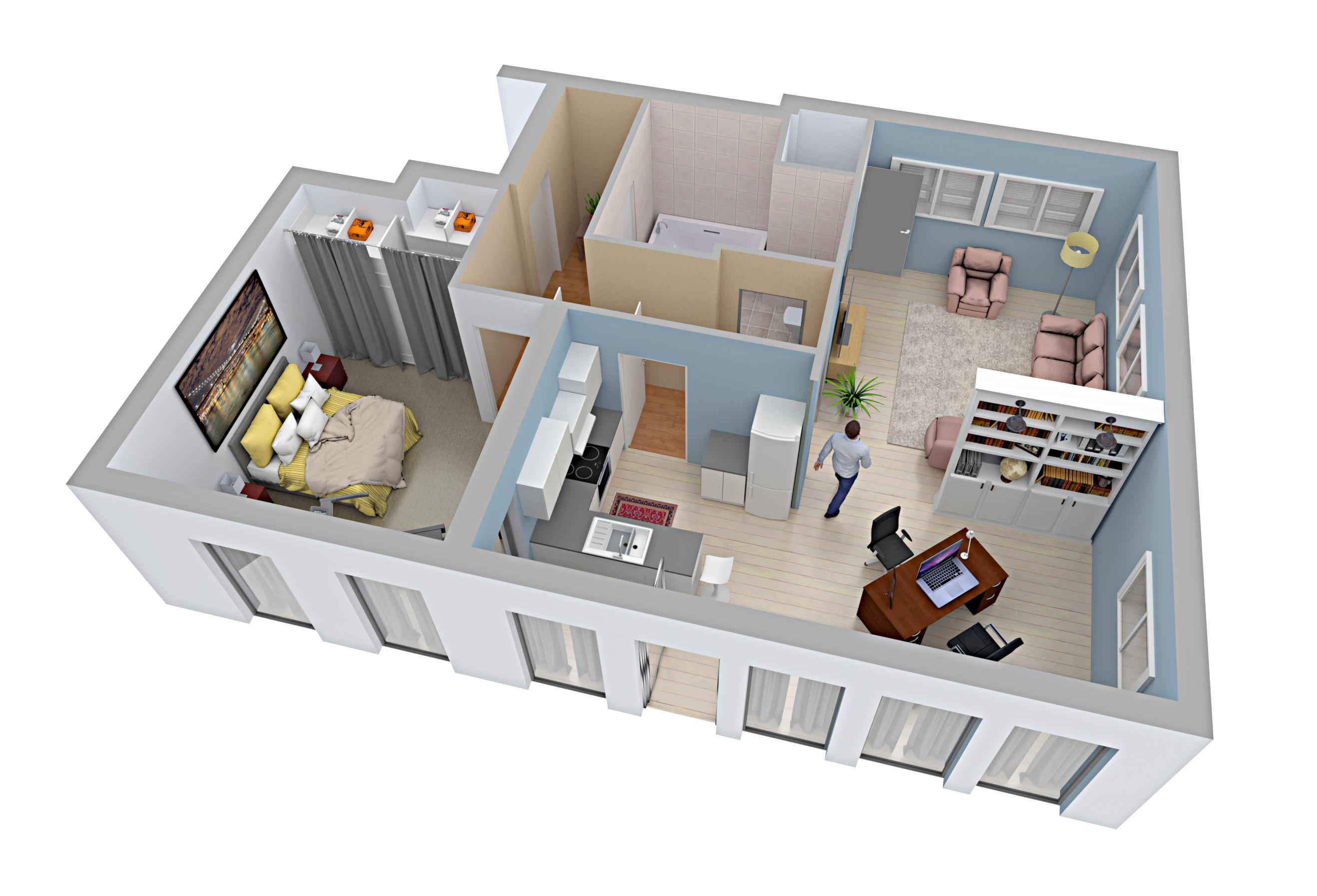 Dexter Apartment Best Home Design 2018
