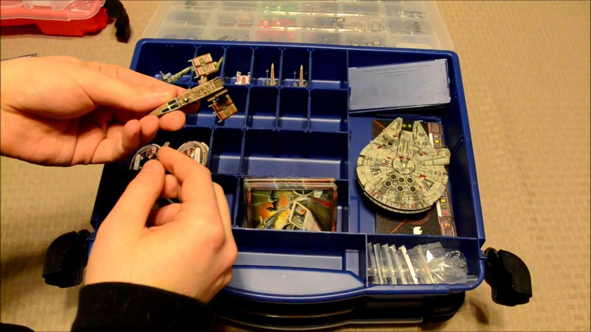 Dga Plays Star Wars Wing Upgraded Storage