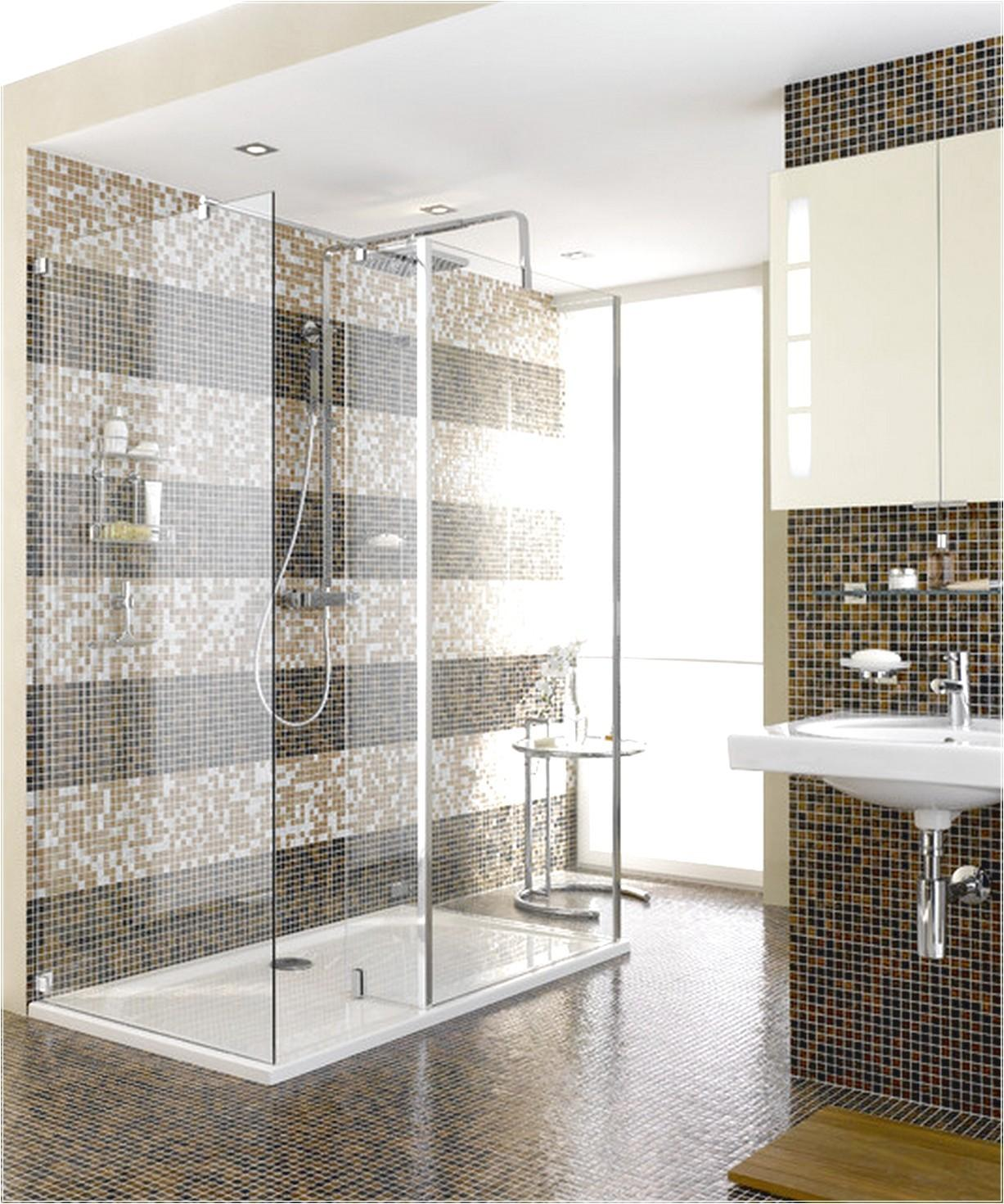 Difference Bathroom Shower Tile Modern Classic
