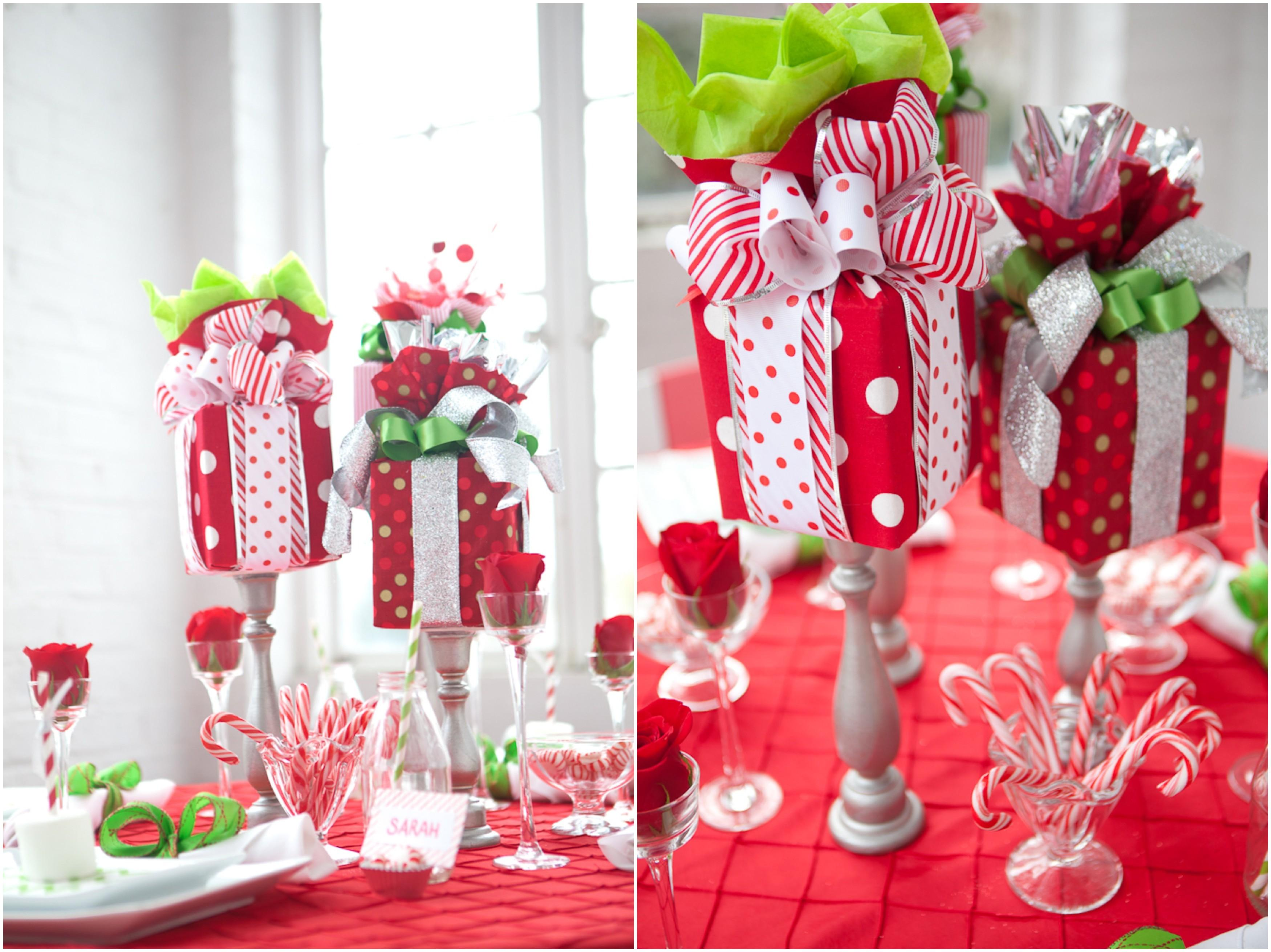 Different Christmas Gift Ideas Withal Creative Wrap