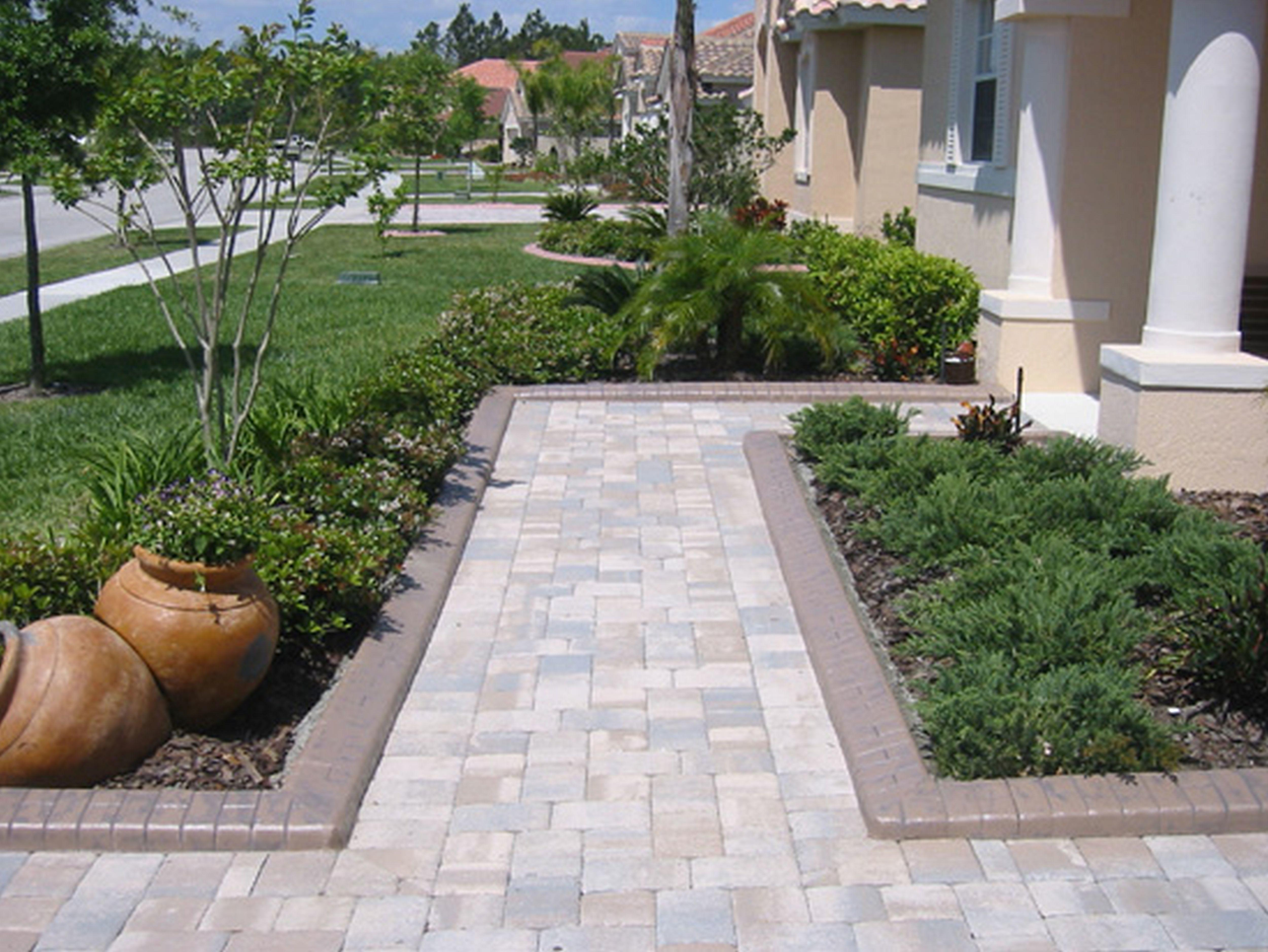 Different Takes Landscape Edging Idea Landscaping
