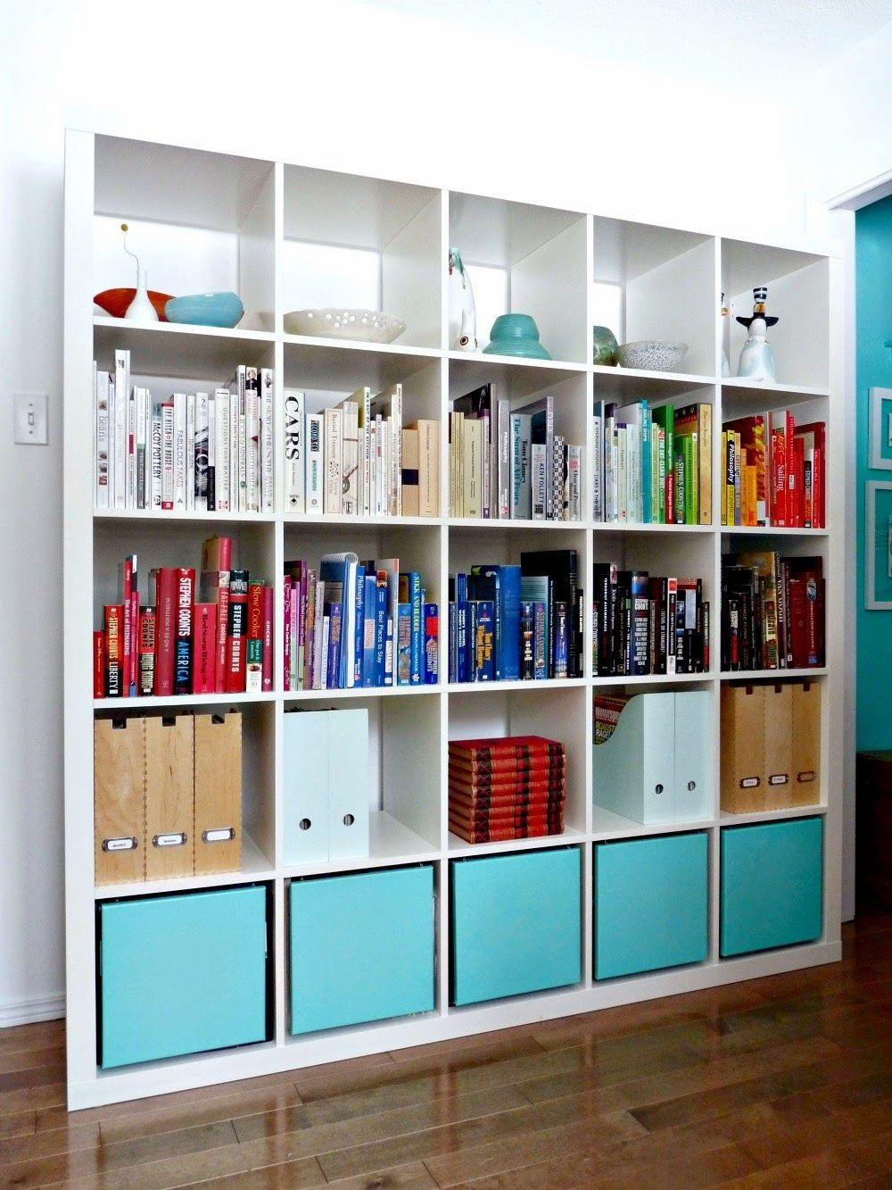 Different Ways Style Versatile Expedit Shelf