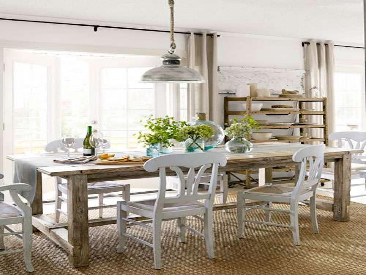 Dining Area Wall Decor Diy Farmhouse Room Table