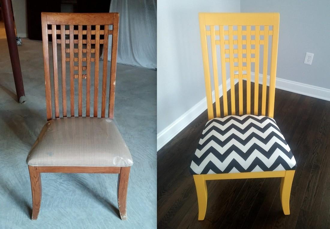 Dining Chair Diy Blessing Curse