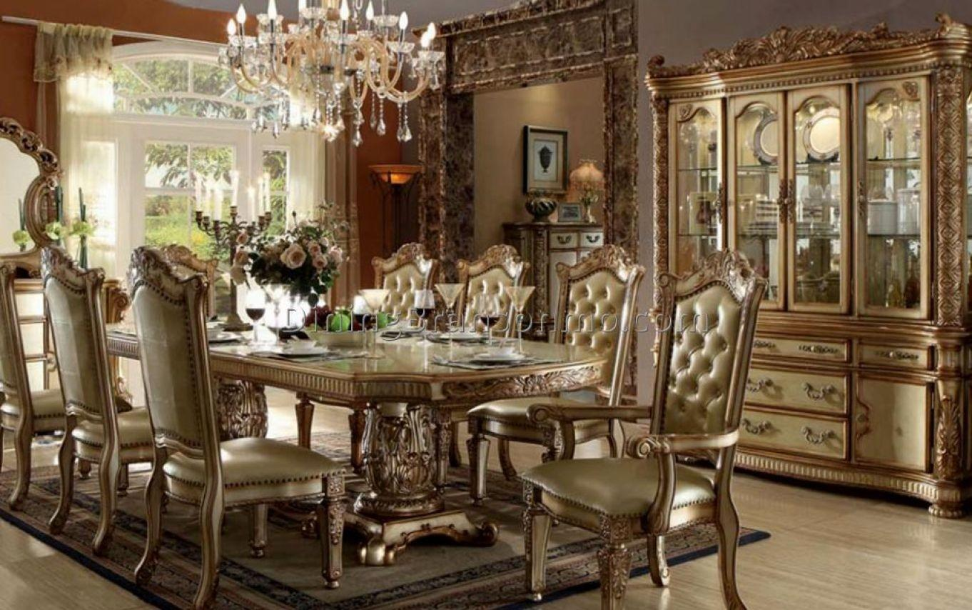 Dining Italian Room Furniture Photography