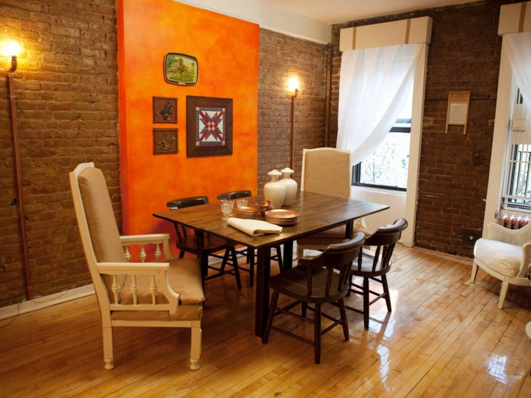 Dining Room Accent Wall Colors Home Design
