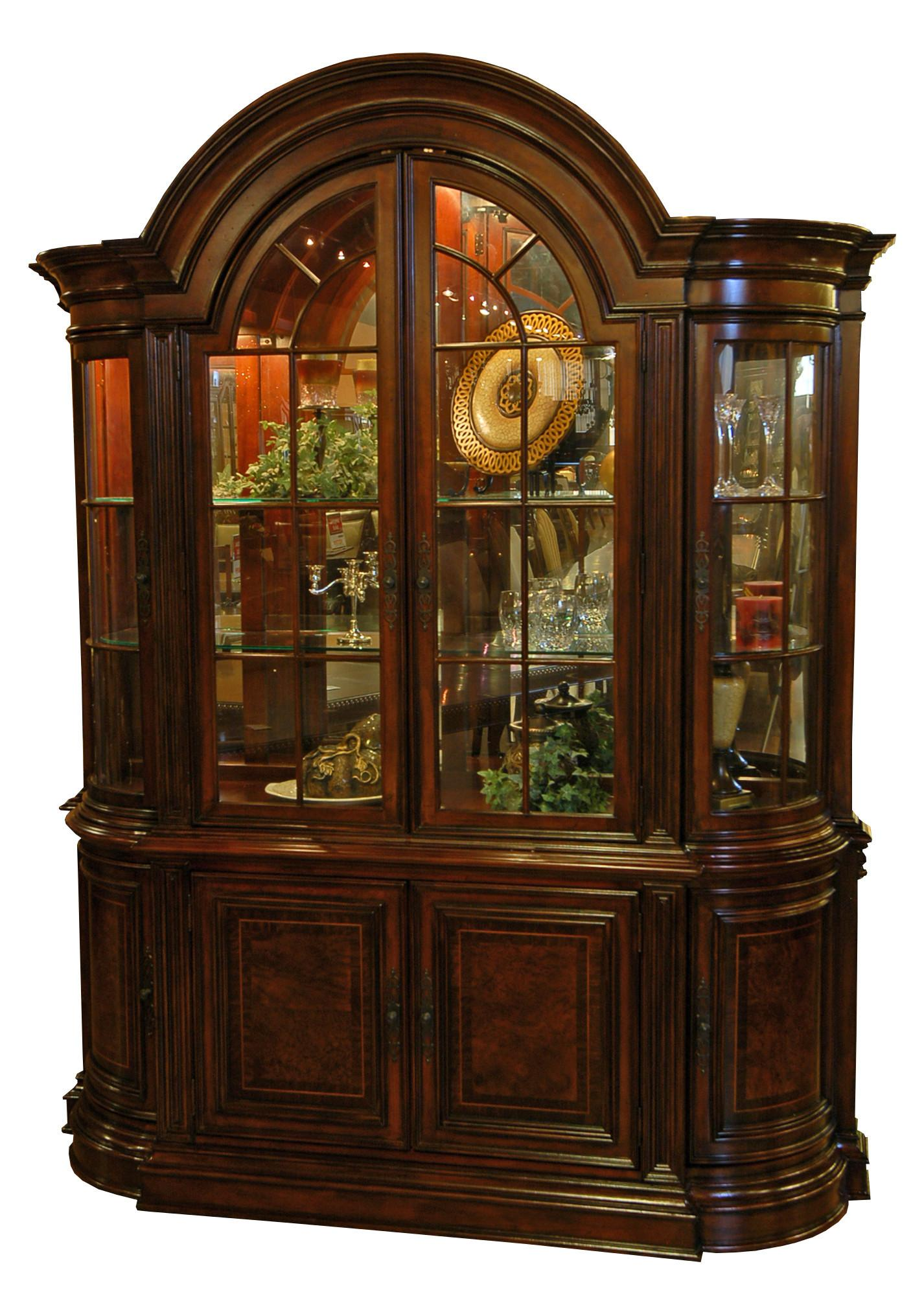 Dining Room Buffet Hutch China Cabinet