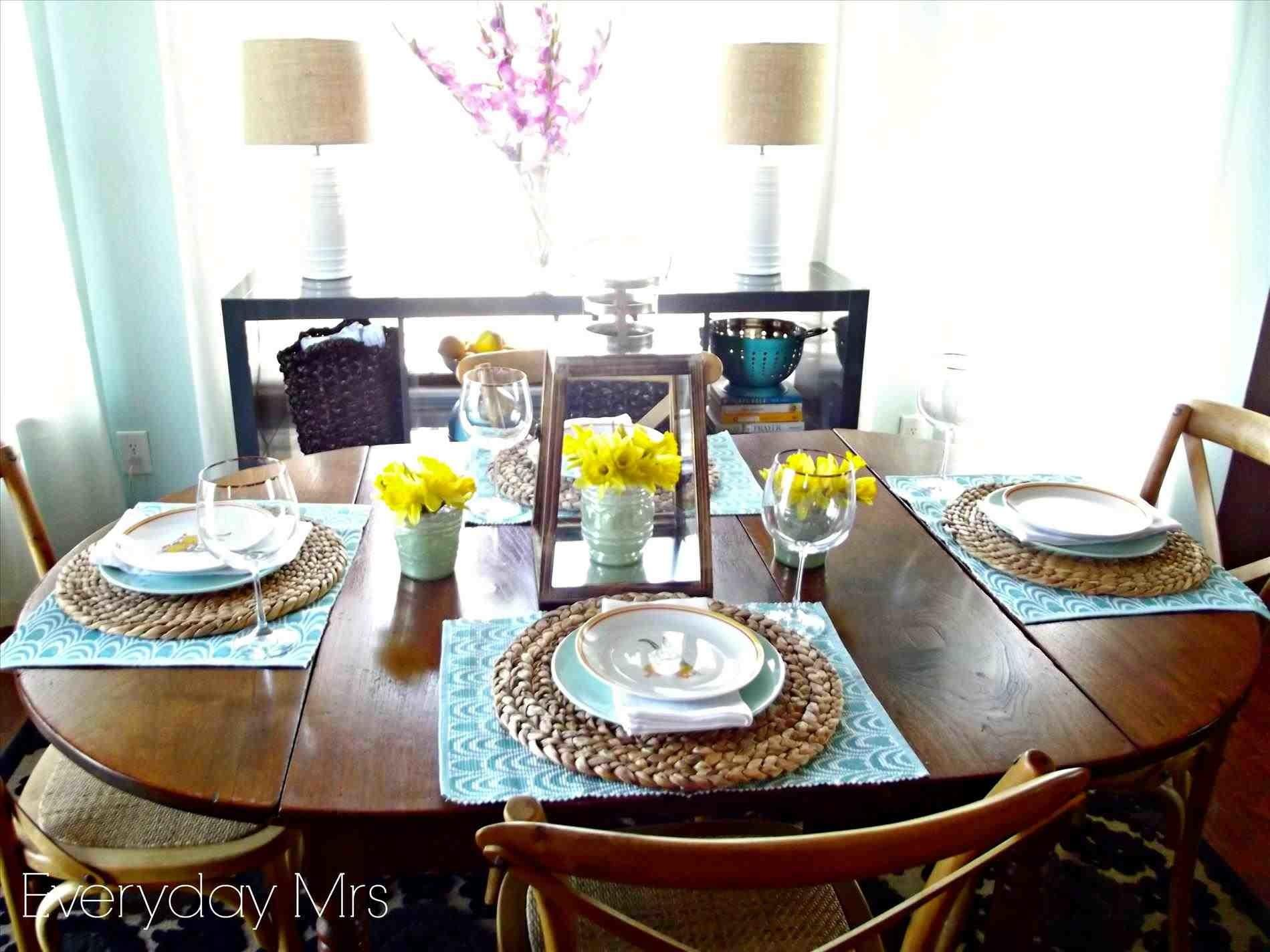 Dining Room Buffet Table Decorating Ideas Cool