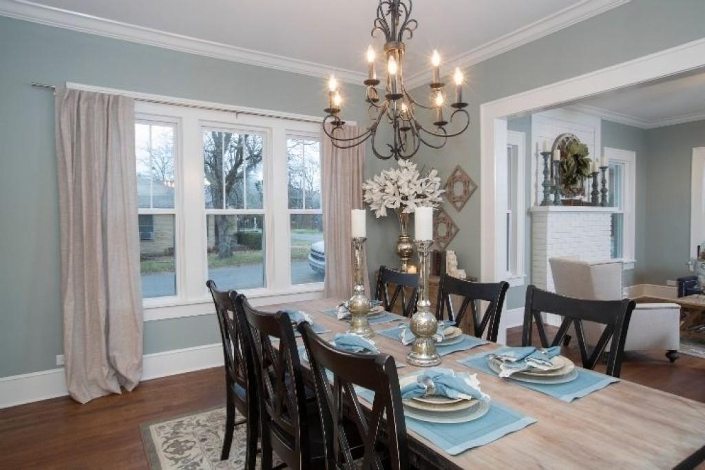 Dining Room Decorating Ideas Winter Color Trends