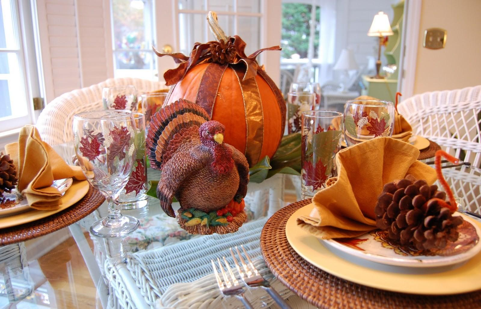 Dining Room Designs Perfect Thanksgiving