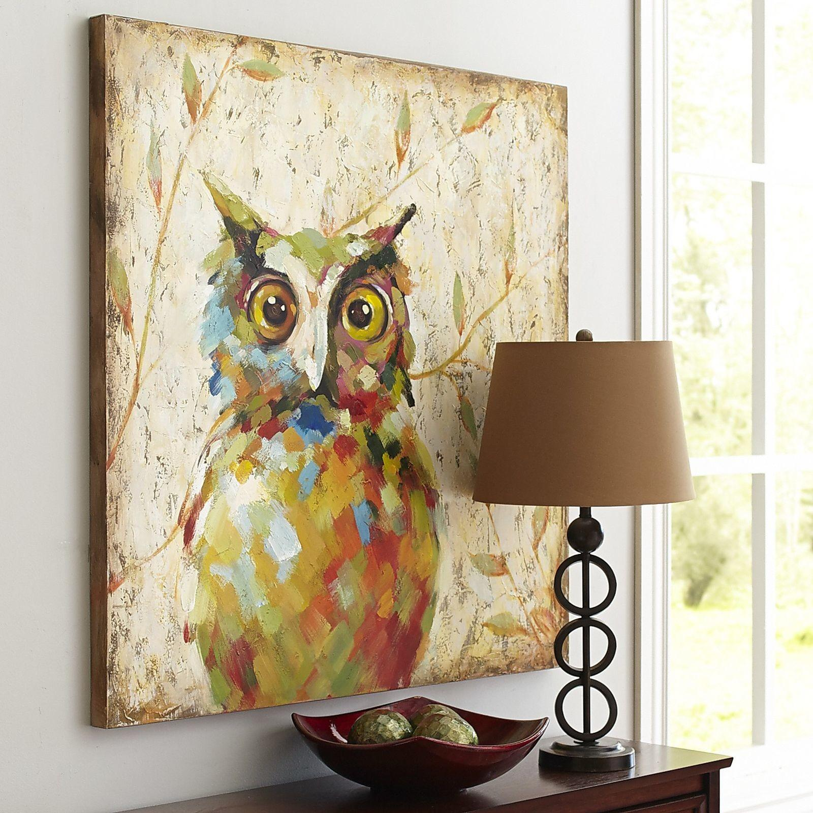 Dining Room Fabulous Owl Home Decor Accessories