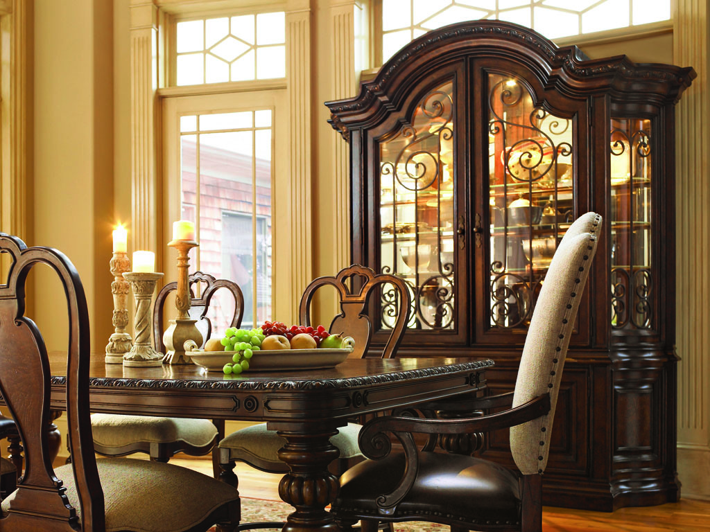 Dining Room Hutch Ideas Vertical Folding Curtain Storage