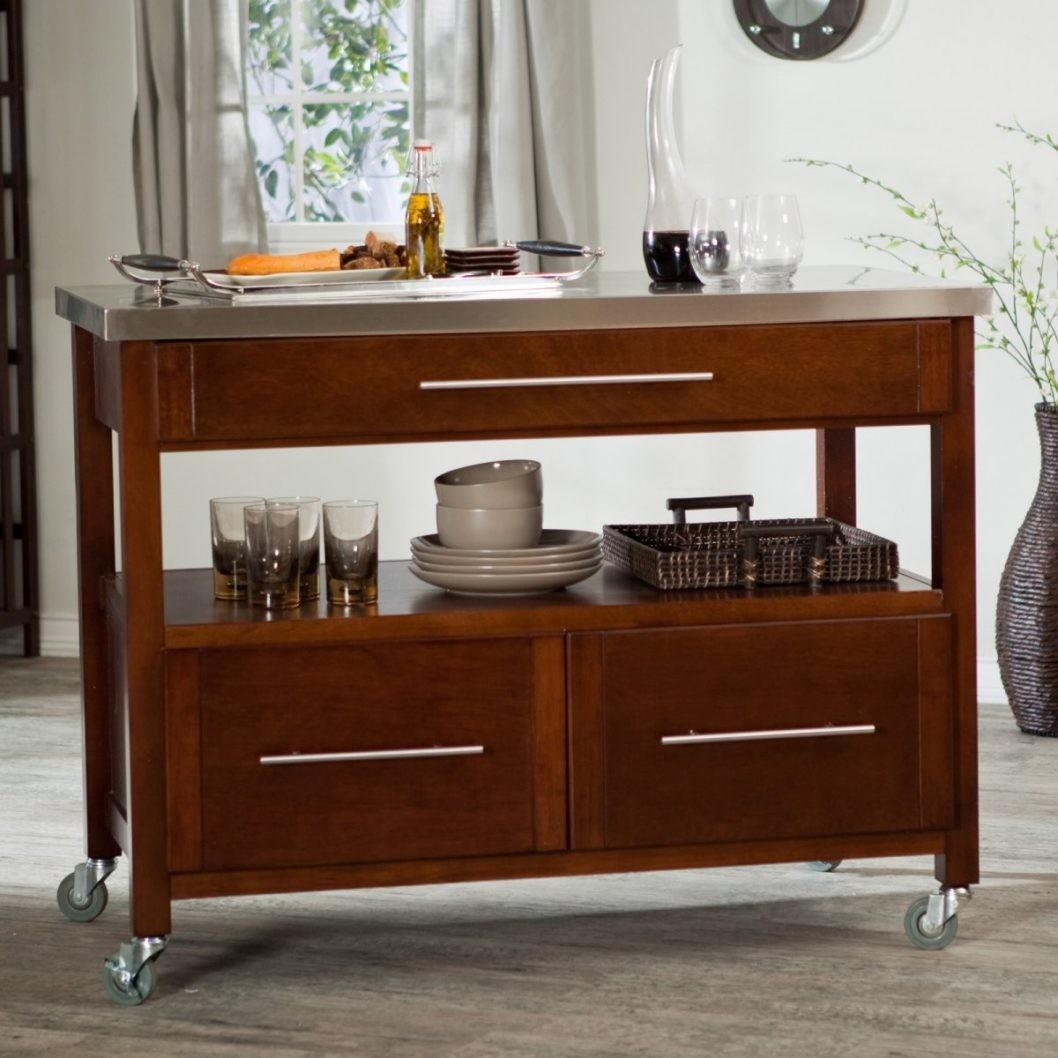 Dining Room Portable Kitchen Islands Breakfast Bar