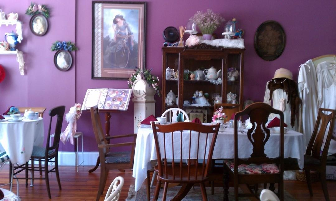 Dining Room Purple Paint Ideas Table Chairs Chic