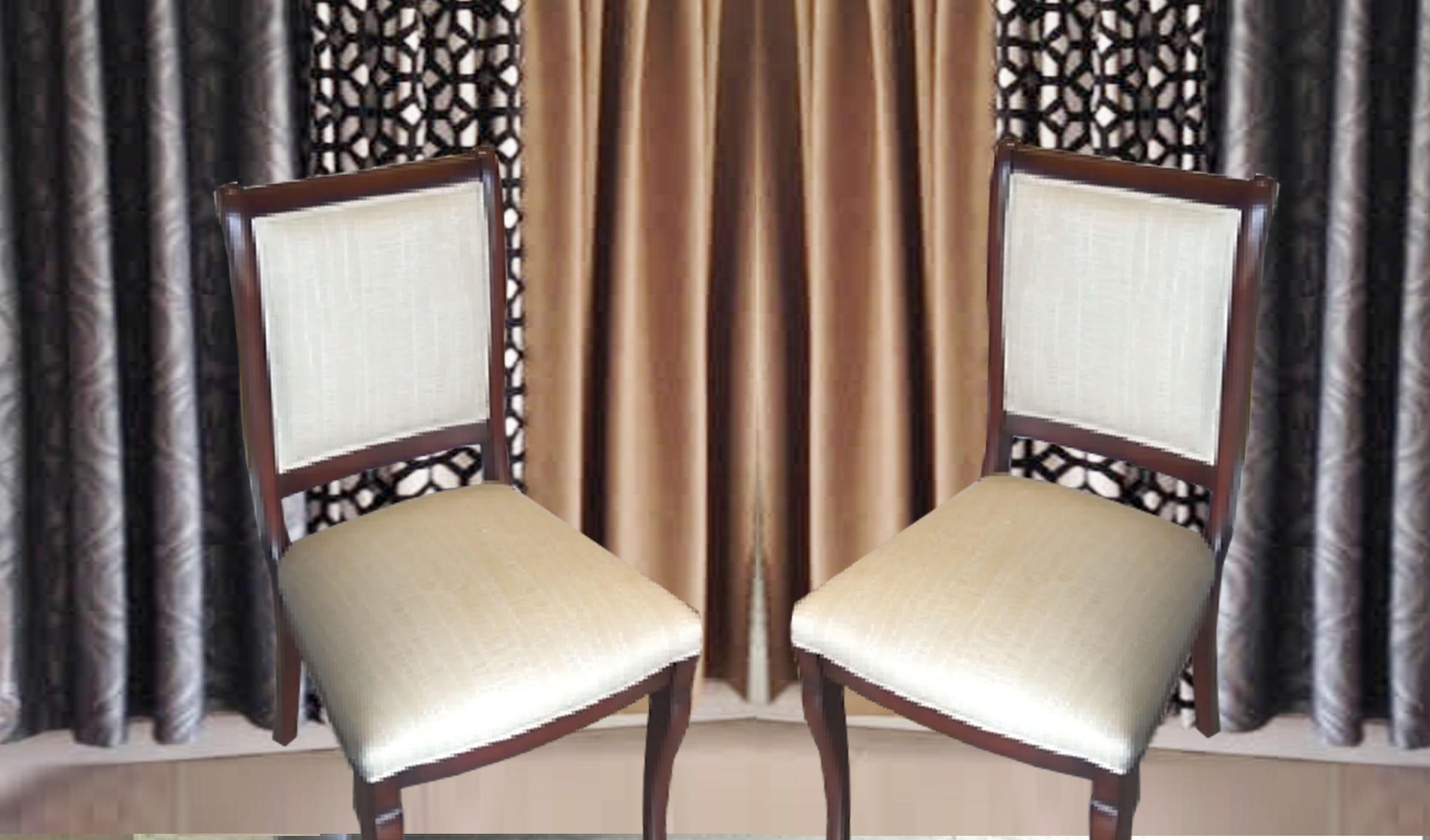 Dining Room Reupholster Chairs Chair Seats Video Diy