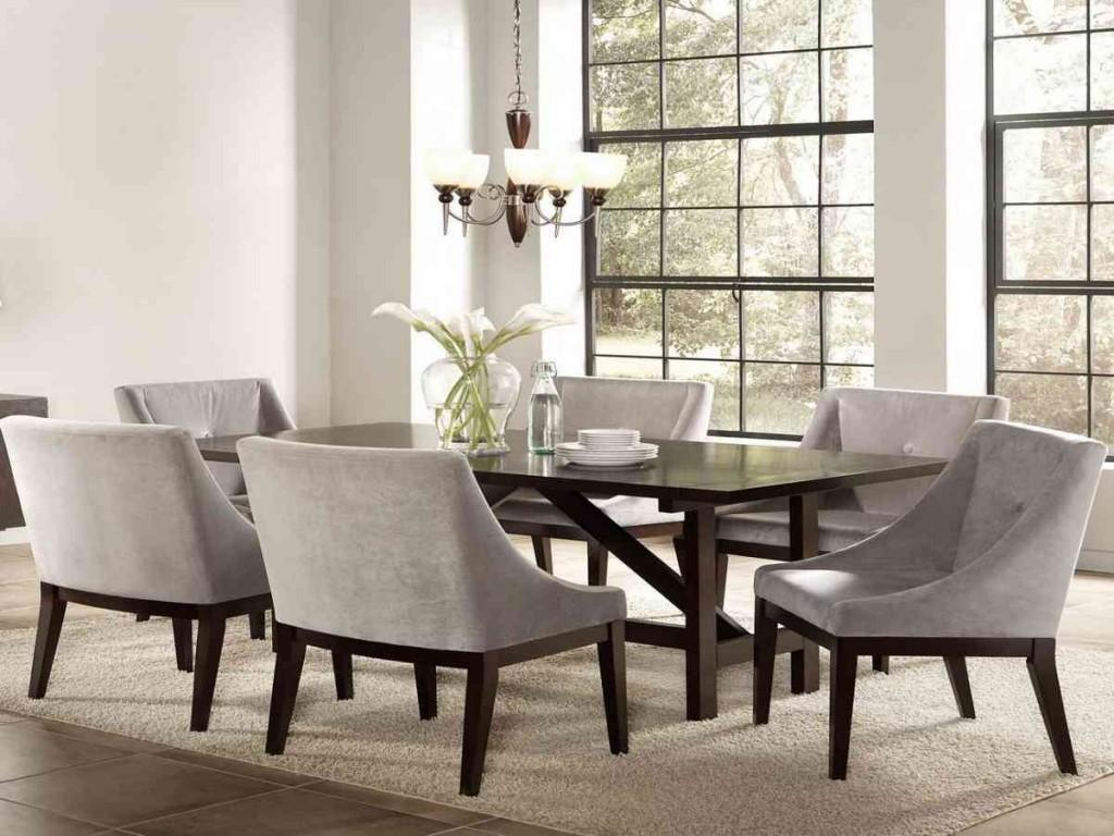 Dining Room Sets Upholstered Chairs Decor Upholstering