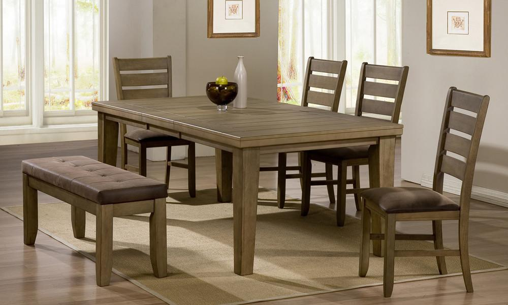 Dining Room Tables Benches Homesfeed